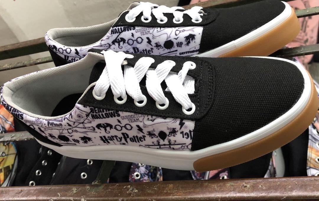 zapatos vans harry potter