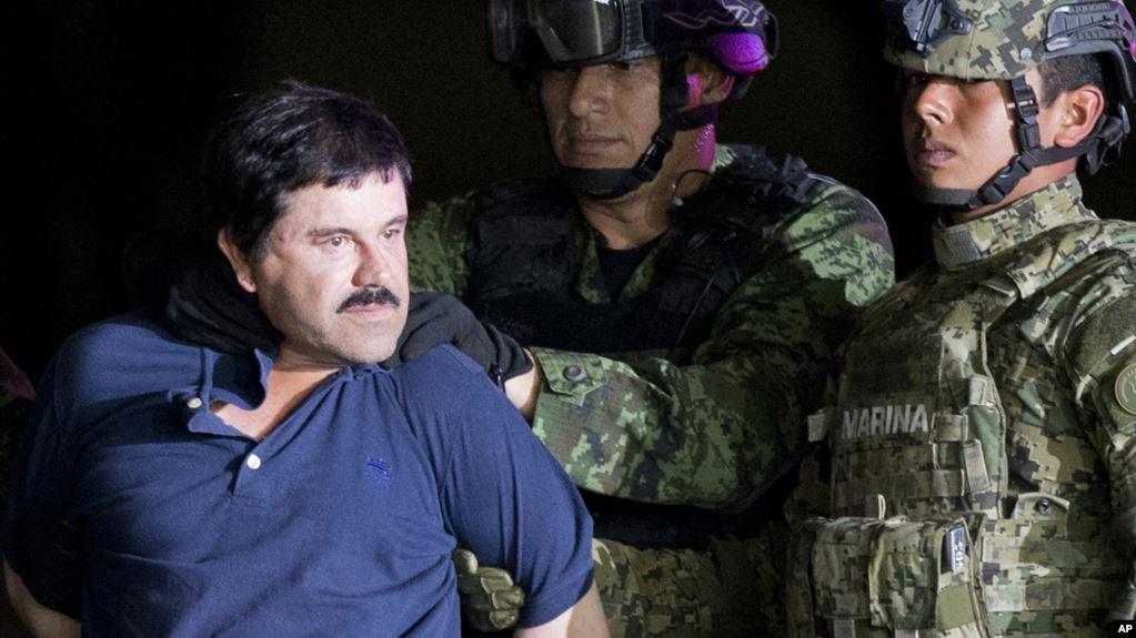 """#ElAcentoDeHoy Al """"Chapo"""" Guzmán se le acabó el corrido. Sentenciado a cadena perpetua en EEUU."""