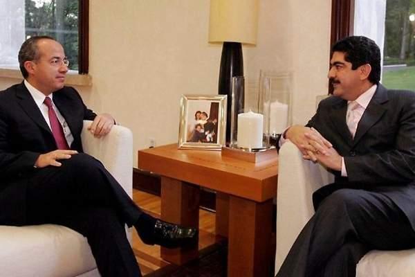 """#EsclavoDeSusPalabras """"Fuiste cómplice o muy pendejo"""": Manuel Espino a Felipe Calderón."""