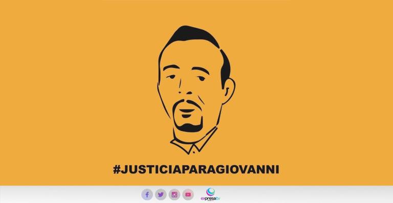 #ElAcentoDeHoy ! Justica para Giovanni ¡