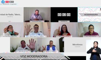 debates virtuales Hidalgo