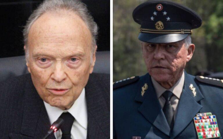 """#EsclavoDeSusPalabras """"Estados Unidos se rajó y retiró acusación al general Salvador Cienfuegos"""": Gertz Manero"""